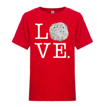 Load image into Gallery viewer, Kids Unisex/Boy's Love Tortilla Parody T-Shirt - White Lettering