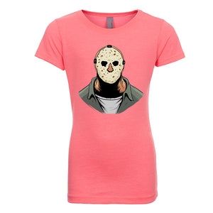 Girl's Yason Scary Movie T-shirt