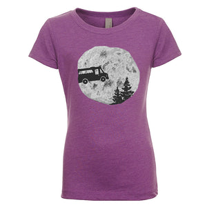 Girl's ET, Extra Tortilla Basic T-Shirt