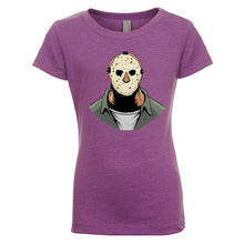 Load image into Gallery viewer, Girl's Yason Scary Movie T-shirt