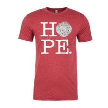 Load image into Gallery viewer, Men's Tortilla HOPE white lettering<br>Parody T-Shirt