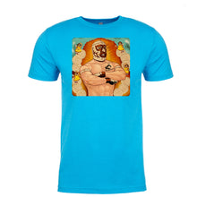 Load image into Gallery viewer, Men's Grannys Luchador Tortilla Life T-Shirt