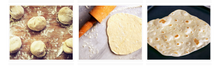 Load image into Gallery viewer, The Circle of a Tortilla's Design from Tortilla Life