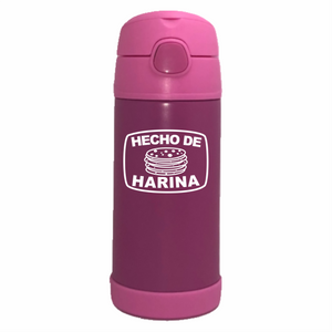 Hecho De Harina - Child's 12oz. Spill Proof Tumblers