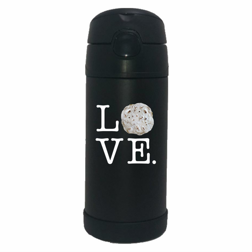 LOVE Tortillas - Child's 12oz. Spill Proof Tumbler
