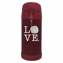 Load image into Gallery viewer, LOVE Tortillas - Child's 12oz. Spill Proof Tumbler