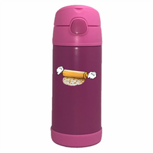Load image into Gallery viewer, El Mickey Rolls Tortillas- Child's 12oz. Spill Proof Tumbler