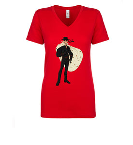 Ladies Zorro-tilla T-Shirt