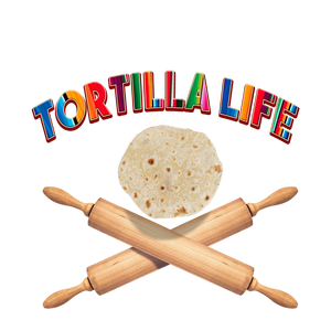 Ladies Racerback T-Shirt Tank Top - Tortilla Life - Rolling pins