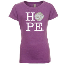 Load image into Gallery viewer, Girl's HOPE Tortilla - White Letters