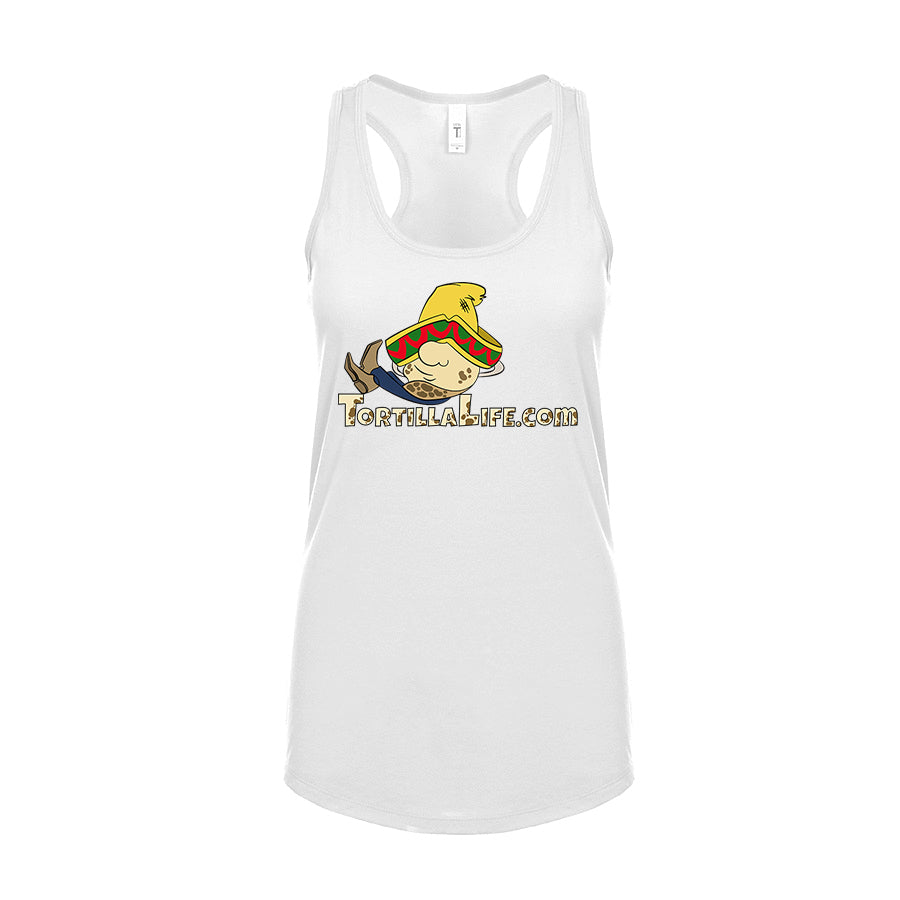 Ladies Sr. Chato Racerback T-Shirt Tank Top