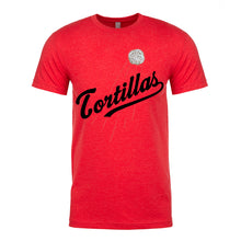 Load image into Gallery viewer, Men's Cali Homerun Tortilla T-Shirt (Black Lettering)