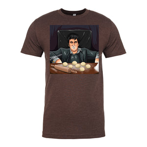Men's Tony Tortilla Parody T-Shirt