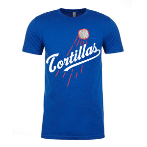 Men's Cali Homerun Tortilla T-Shirt (White Lettering)