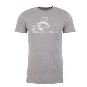 Men's Tortilla Life Logo T-Shirt - White Logo