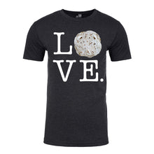 Load image into Gallery viewer, Men's Flour Tortilla Love T-Shirt (White Lettering)