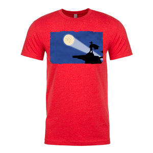 Men's Fat Man Tortilla T-Shirt