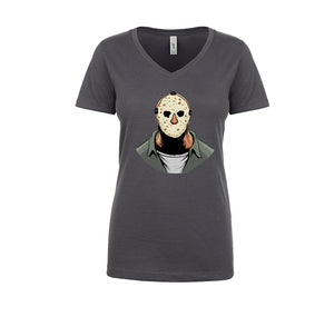 Ladies Yason - Scary Movie T-Shirt