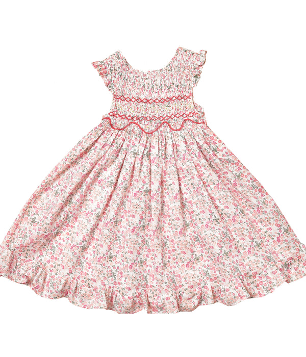 Pink Flower Coco dress
