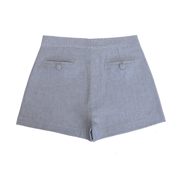 Jana shorts grey
