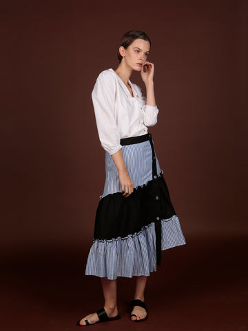 Patchwork  Julia Skirt