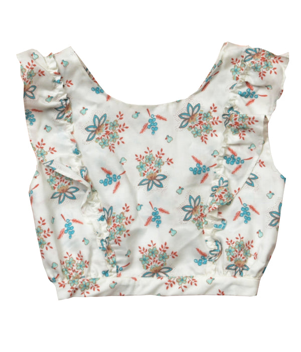 Floral Top Thea