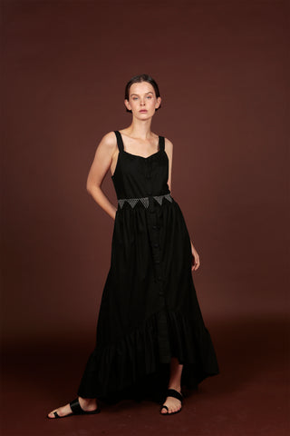 Black Dress Oksan