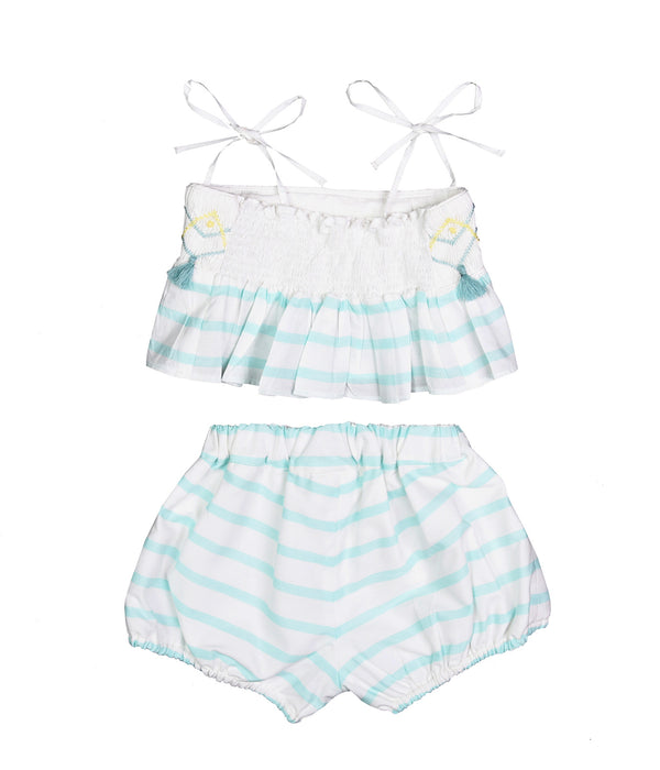 Dina Baby Girl Set