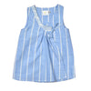 Blue Baby Girl wrap Dress Sunny