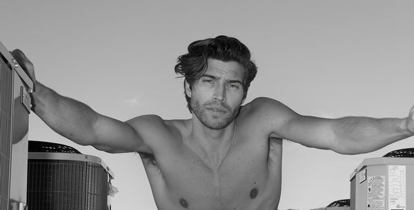 Exclusive Editorial : The Perfect Gentleman Trey Baxter By Marco Ovando