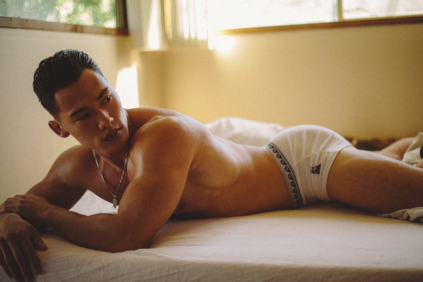 Exclusive Editorial: Lets Get Physical With Wilson Lai