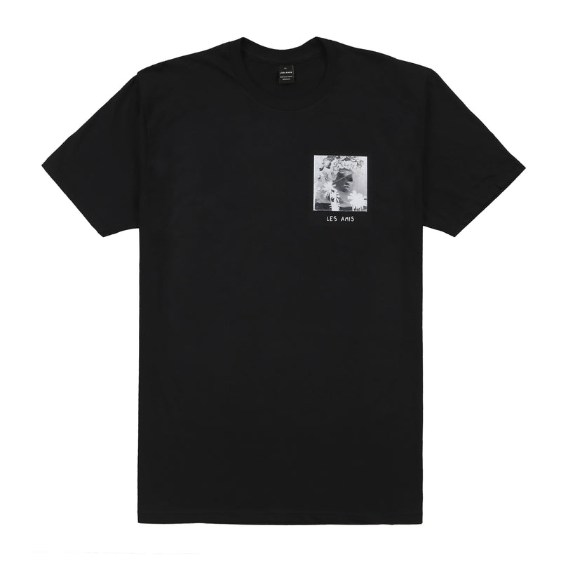 Hollywood Adonis Tee Black