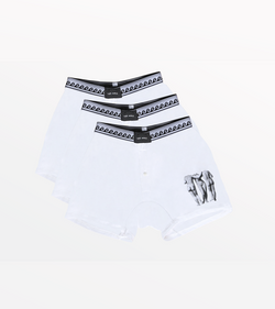 Les Amis White Muse Boxer Brief Multi Pack