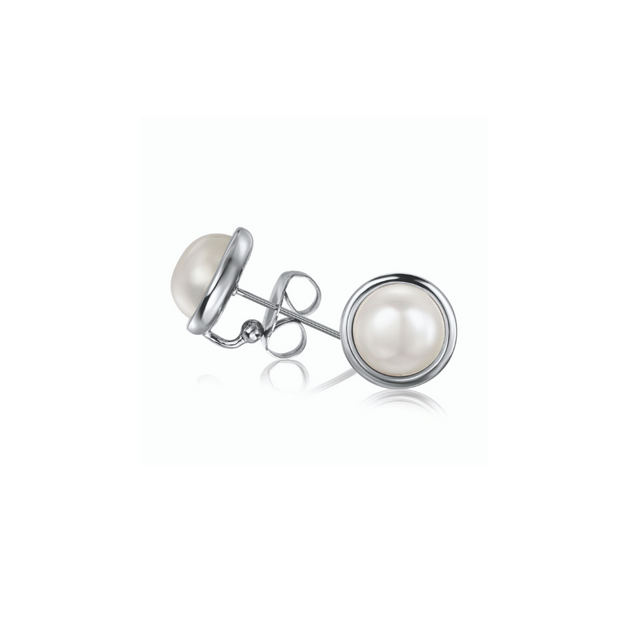 LAST 1! Pearl Mix & Match Studs for Ear Charms