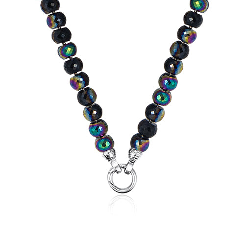 Last 1 LEFT! Multi-Colour Sparkle Necklace 49cm*