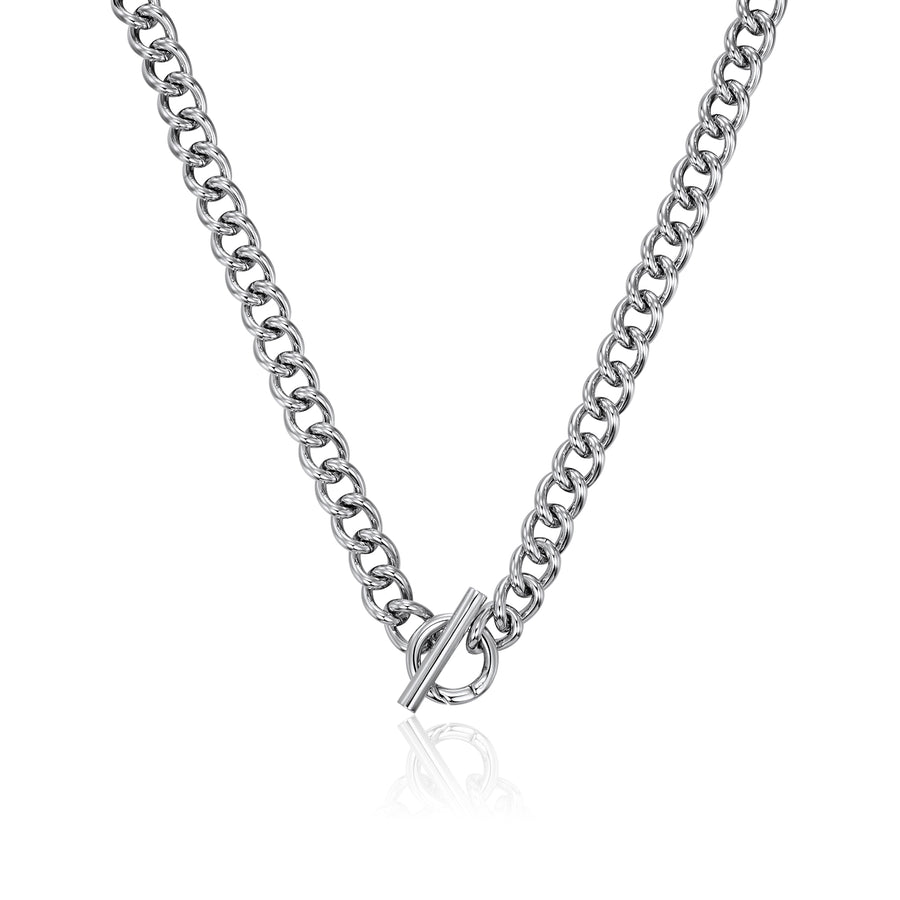 Essential Curb Necklace 49cm