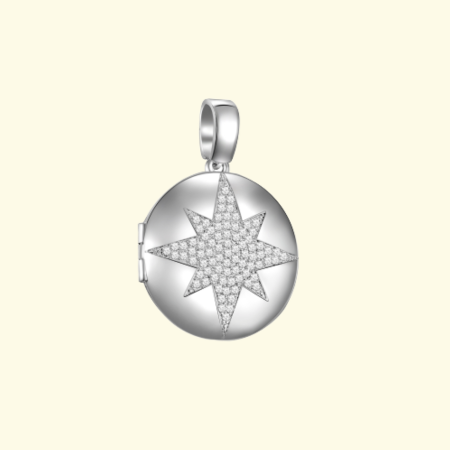 NEW! Stella Locket Petite Pendant