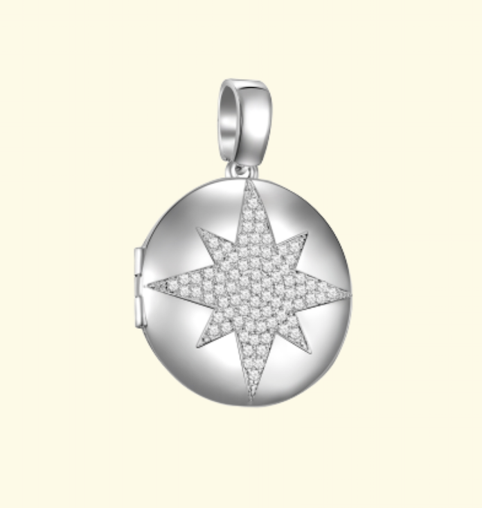 Stella Locket Pendant