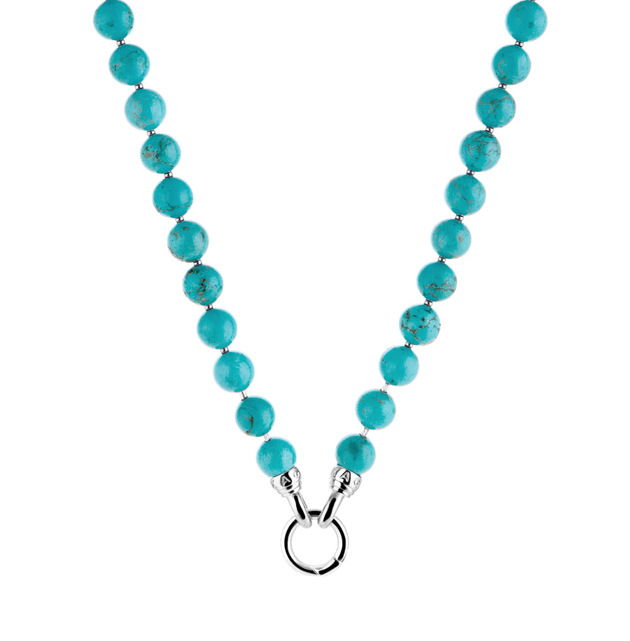 Turquoise Maxi Necklace 88cm
