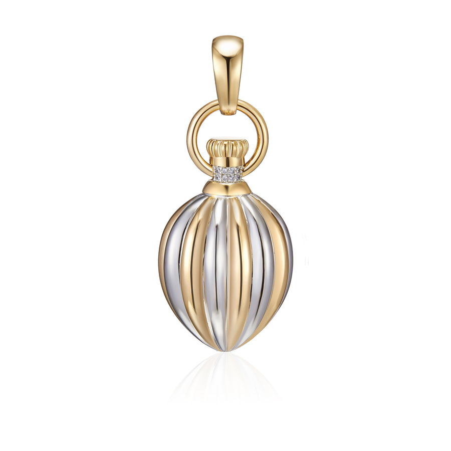 Gold Arabian Nights Pendant (3926642098262)