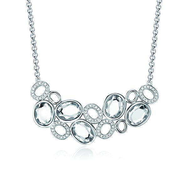 Day to Night Statement Necklace **Last one**