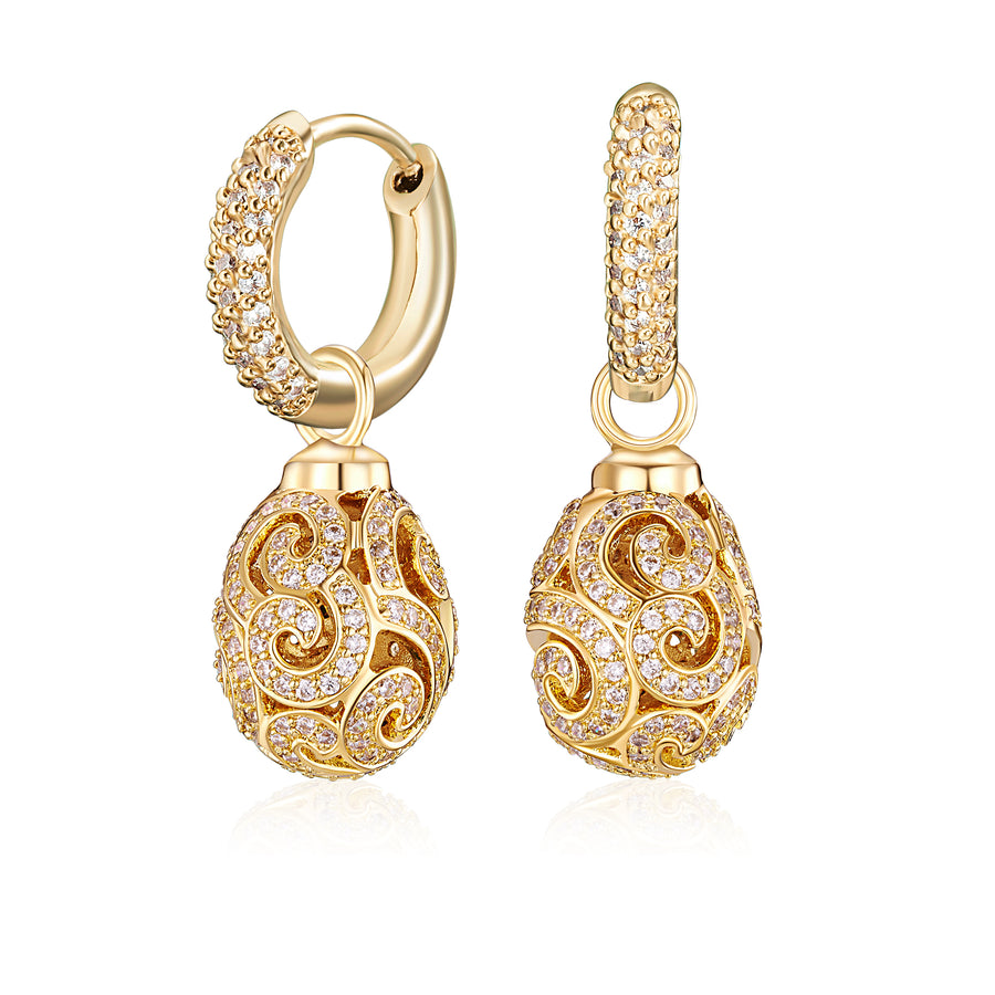 Gold Imperial Ear Charms (3926672834646)