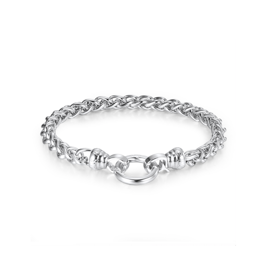 Helix Chain Bracelet Small