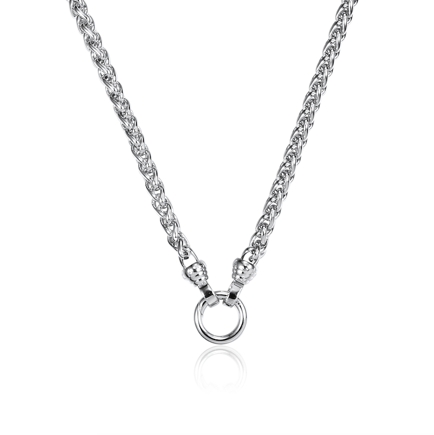 Helix Chain Necklace 49cm