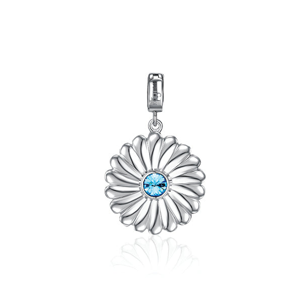 Hope Daisy Petite Pendant $5 Donated to CCF* (3926670966870)