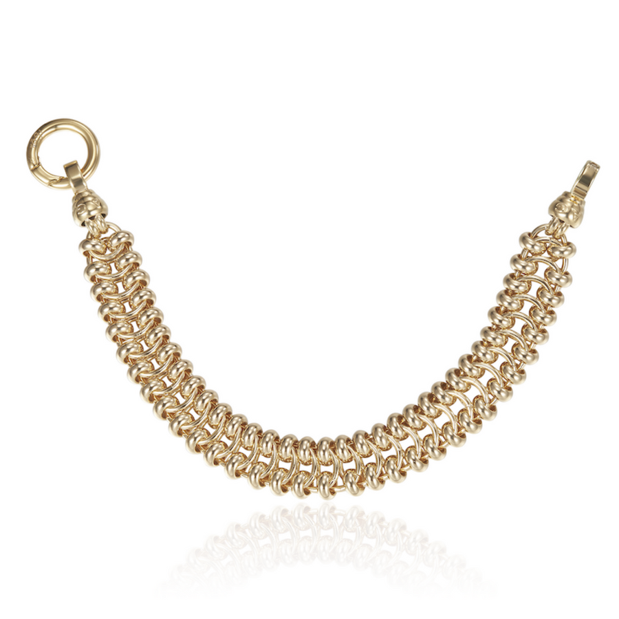 Gold Xena Bracelet - Top Seller!* (3926672212054)