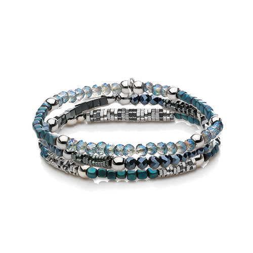 Oceania Bracelet Stack of 3