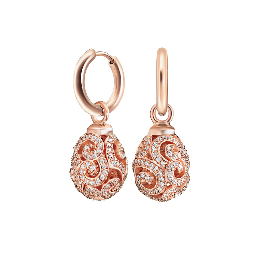 Rose Gold Imperial Ear Charms (3926665986134)