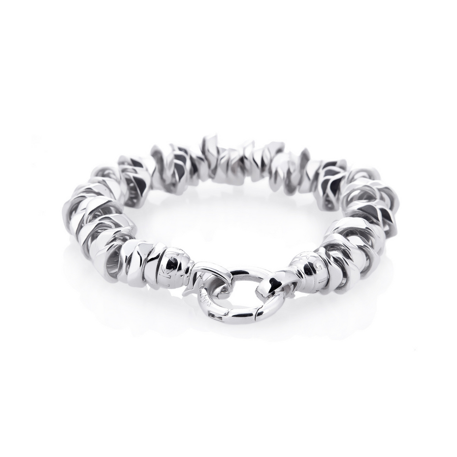Silver Luxe Bracelet - Limited Edition!* (3945832644694)