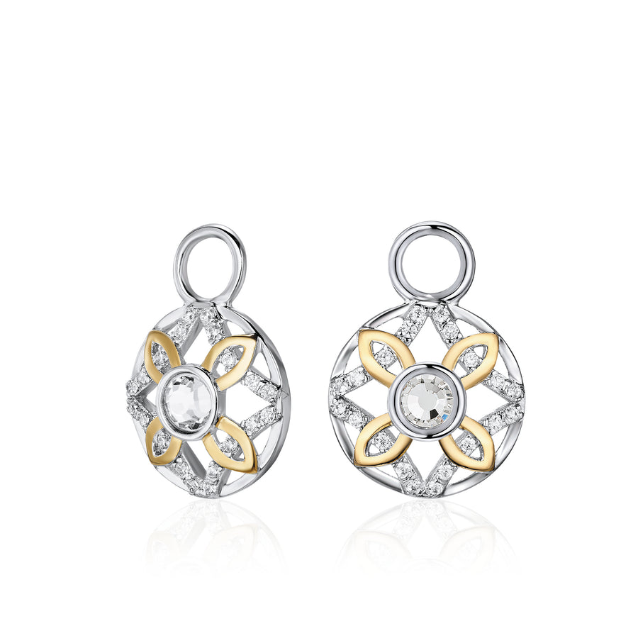 Kagi Sunburst Ear Charms (3926662643798)